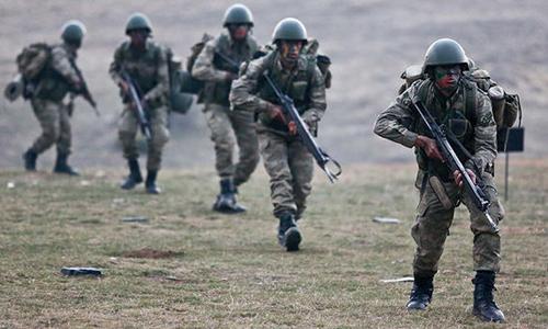 Lén điều quân đến Iraq, Thổ Nhĩ Kỳ khuấy đảo khu vực 1