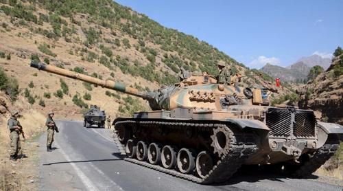 Lén điều quân đến Iraq, Thổ Nhĩ Kỳ khuấy đảo khu vực 3