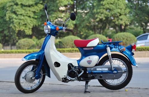 Những mẫu xe máy không cần bằng lái tại Việt Nam 3