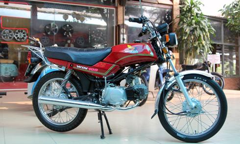 Honda côn tay của những năm 90 1