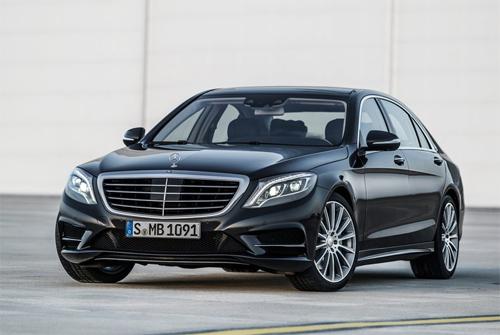 Mercedes S-class 2016 lộ diện trên đường thử 2
