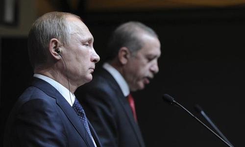Mối thù xuyên 5 thế kỷ giữa Nga và Thổ Nhĩ Kỳ 1