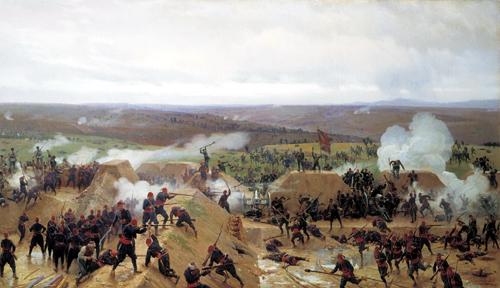 Mối thù xuyên 5 thế kỷ giữa Nga và Thổ Nhĩ Kỳ 2