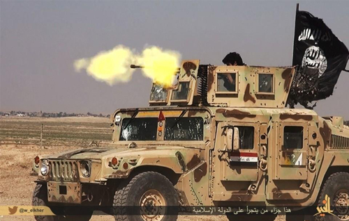 Bóng ma chiến tranh thế giới trong cuộc chiến Syria 2
