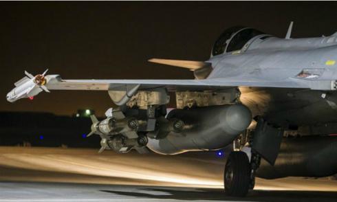 Mỹ bác tin không kích quân đội Syria, đổ lỗi cho Nga