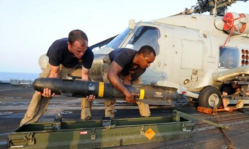 Tập đoàn vũ khí Mỹ - ngư ông đắc lợi từ tao loạn Trung Đông 1