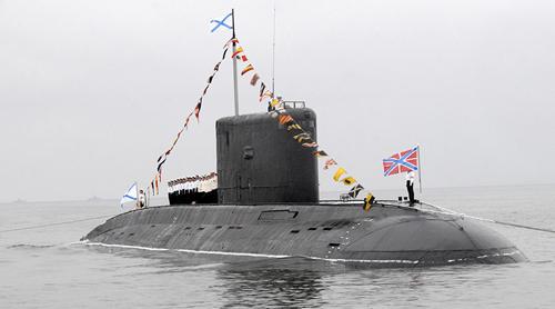 Tên lửa diệt IS từ tàu ngầm - mũi tên trúng đa đích của Nga 2