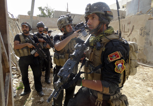 Điệu hổ ly sơn, đặc nhiệm Mỹ có thể hủy diệt IS 2