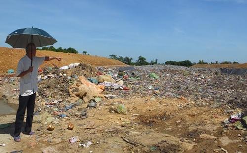 Chủ tịch Sầm Sơn chỉ định dự án hàng chục tỷ cho người thân 1