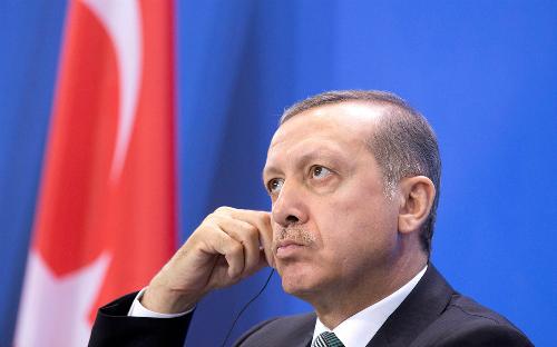 Thổ Nhĩ Kỳ chật vật tìm cách thoát gọng kìm khí đốt Nga 1