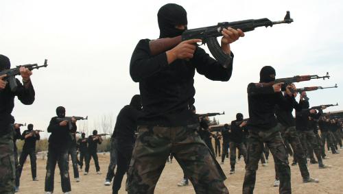 Phiến quân thân khủng bố có thể tham gia kiến tạo hòa bình Syria 1