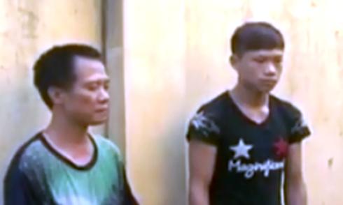 Bé gái làm thuê 13 tuổi bị còng tay, xâm hại tình dục