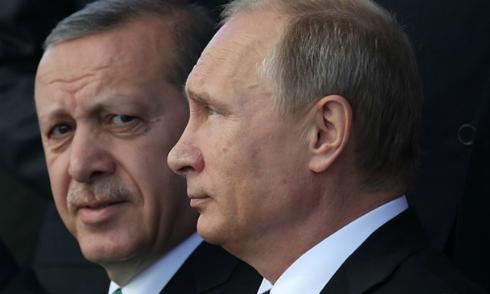 Thổ Nhĩ Kỳ mở rộng thế trận đối đầu Nga từ Syria sang Iraq