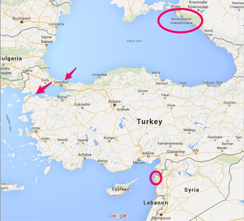 Thổ Nhĩ Kỳ vùng vẫy thoát bóng người khổng lồ Nga 3