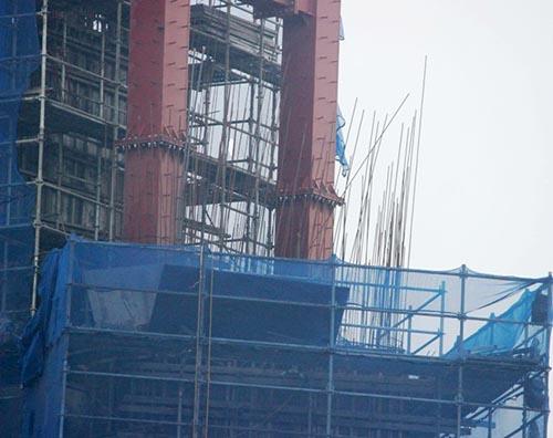 """Formosa xây """"tháp biểu tượng tinh thần"""" không phép 2"""