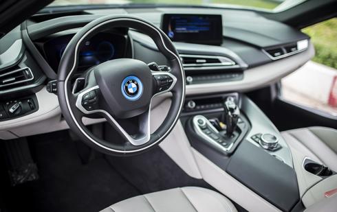 Vì đâu BMW i8 hấp dẫn đại gia Việt Nam? 3