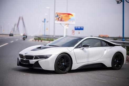 Vì đâu BMW i8 hấp dẫn đại gia Việt Nam? 1