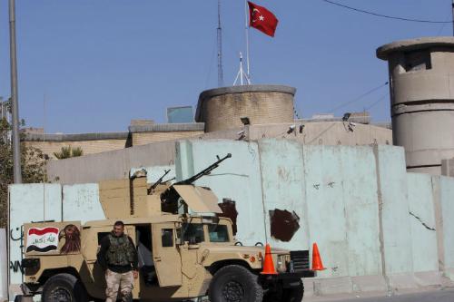 Thổ Nhĩ Kỳ mở rộng thế trận đối đầu với Nga từ Syria sang Iraq 1