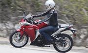 Điều khiển môtô có dễ?