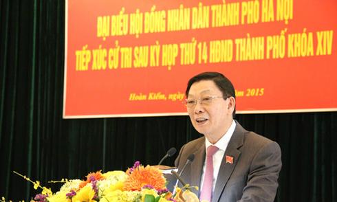 Ông Nguyễn Thế Thảo: 'Tâm rất muốn nhưng lực có hạn'