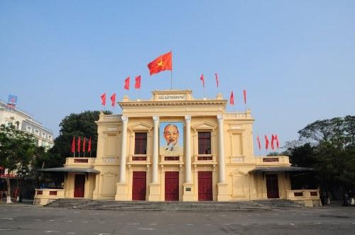 Nhà hát thành phố Hải Phòng được xếp hạng Di tích quốc gia 1