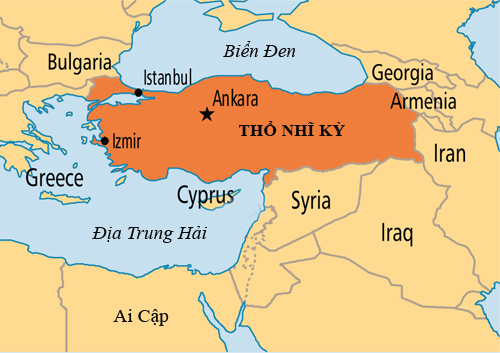 Cắm quân ở Iraq, Thổ Nhĩ Kỳ bán láng giềng gần cuối cùng 2