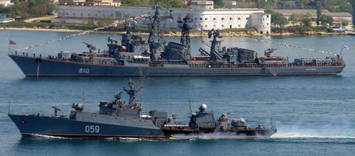 Hàng rào ngáng sức vươn toàn cầu của hải quân Nga 2