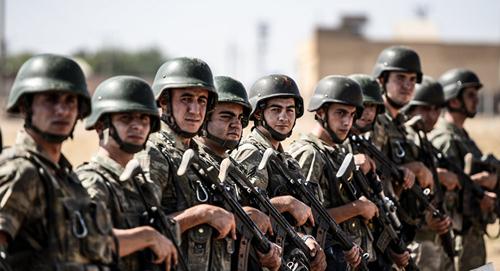Thổ Nhĩ Kỳ quyết không rút 600 quân đang đồn trú trên lãnh thổ Iraq. Ảnh minh họa: AFP