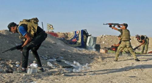 Cuộc sống như cỗ quan tài bịt kín ở sào huyệt IS bị bao vây 1