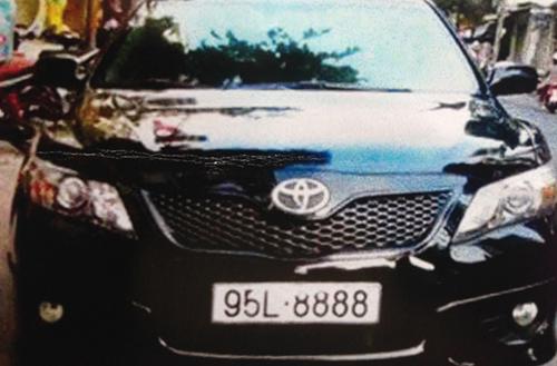 Ôtô trung tá Thắng lao xuống sông Cần Thơ bé rạng sáng ngày 27/11/2012