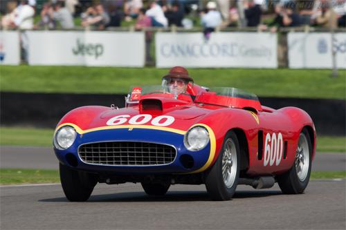 Ferrari 290 MM - xế cổ giá 28 triệu USD 1