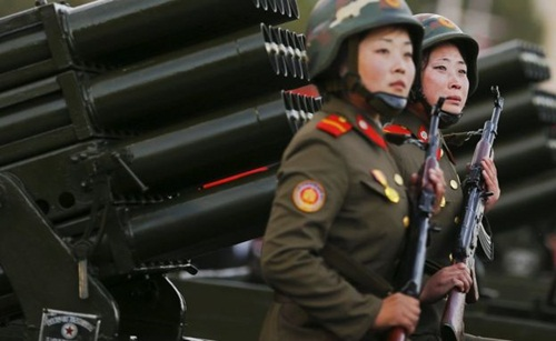 North Korea is accused of trafficking everything from small arms to nuclear weapons technology