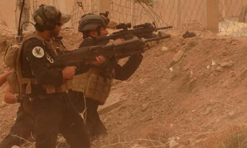 300 phiến quân IS dồn mình vào cửa tử