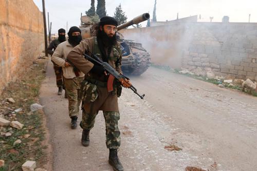 300 phiến quân IS dồn mình vào cửa tử 3