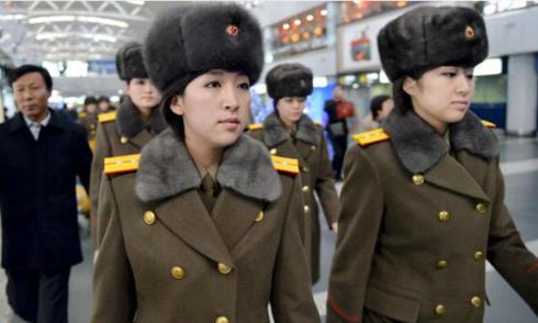 Ban nhạc nữ Triều Tiên đột ngột hủy biển diễn ở Trung Quốc