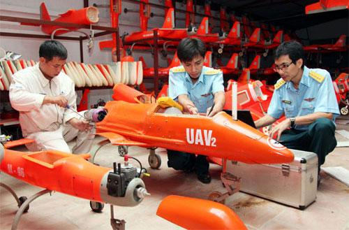 Những máy bay không người lái do Việt Nam chế tạo
