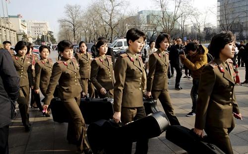 Ban nhạc nữ được mệnh danh Spice Girls của Triều Tiên 2