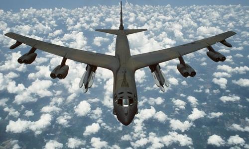 """""""Pháo đài bay"""" B-52 - kẻ thống trị trường kỳ của không quân Mỹ 1"""