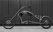 Xe đạp điện phong cách chopper