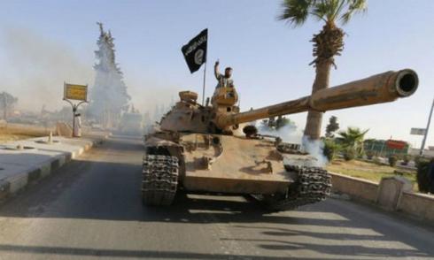 Kho vũ khí xuất xứ từ Mỹ và Nga của IS
