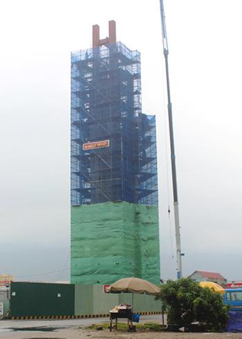 """Hà Tĩnh ra tối hậu thư cho """"tháp biểu tượng tinh thần"""" của Formosa 1"""