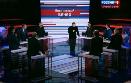 Truyền hình - đũa thần giúp Putin vượt khủng hoảng 1