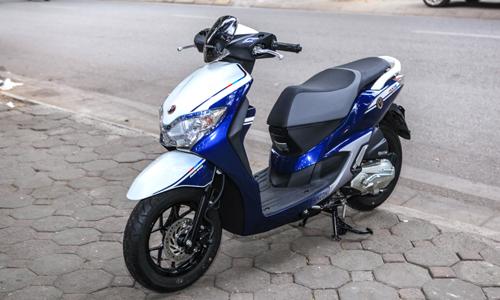 Honda Moove - xe ga lạ về Việt Nam 1