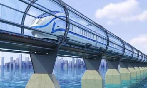Mỹ sắp chạy thử tàu siêu tốc 1.200 km/h ở Las Vegas