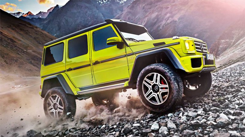 10 mẫu xe off-road đỉnh nhất 2015 1