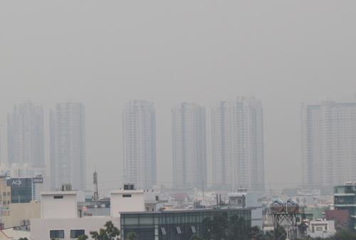 Sài Gòn chìm trong sương mù 2