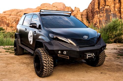 10 mẫu xe off-road đỉnh nhất 2015 9