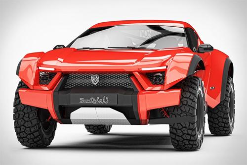 10 mẫu xe off-road đỉnh nhất 2015 6