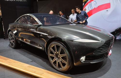 Những mẫu concept xe hơi đẹp nhất năm 2015