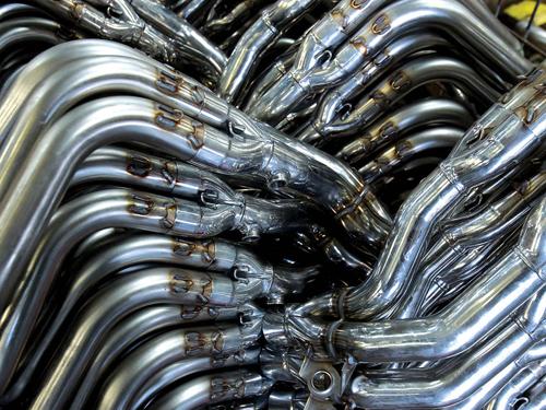 Bí mật hệ thống ống xả trên xe máy 1